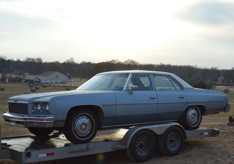 From elderly gentleman 1976 Chevrolet Impala Sedan for sale