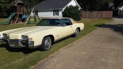 mint condition 1971 Oldsmobile Toronado Custom for sale
