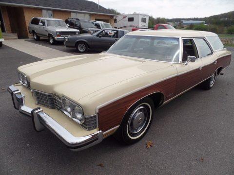 unmolested survivor 1973 Pontiac Grand Safari Station Wagon for sale
