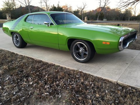 Very nice 1972 Plymouth Satellite for sale