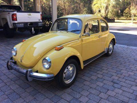 1972 Volkswagen Beetle in very good condition for sale