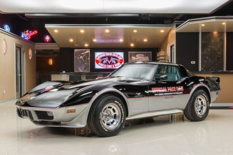 Gorgeous 1978 Chevrolet Corvette Pace Car for sale