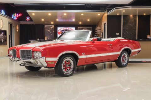 GREAT 1971 Oldsmobile Cutlass Convertible for sale