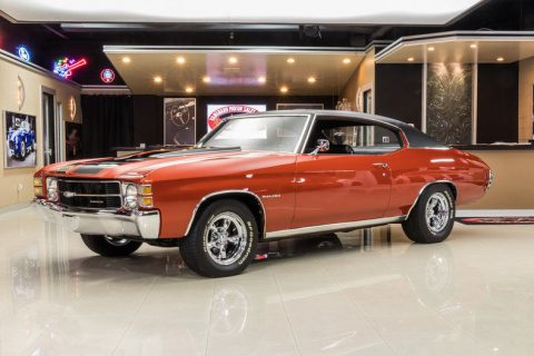 Spectacular 1971 Chevrolet Chevelle for sale