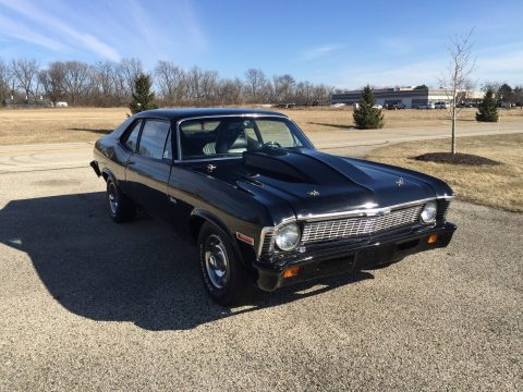 GREAT 1972 Chevrolet Nova for sale