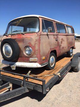 1970 Volkswagen Bus/vanagon Original for sale