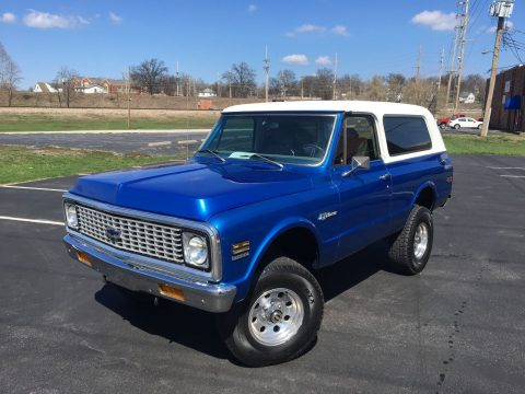 AMAZING 1972 Chevrolet Blazer K5 for sale