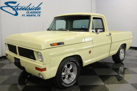 AWESOME 1972 Ford F 100 Custom for sale