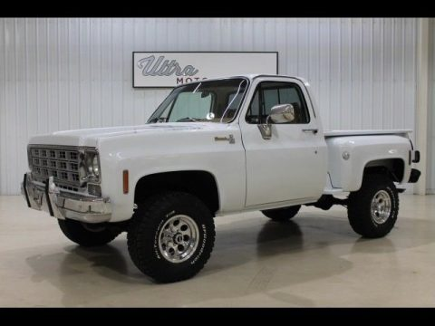 AWESOME 1977 Chevrolet Pickups for sale