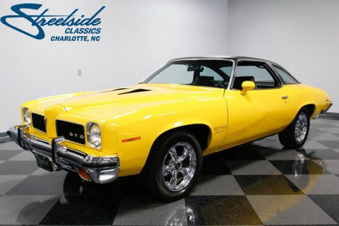 EXTREMELY RARE 1973 Pontiac GTO Tribute for sale