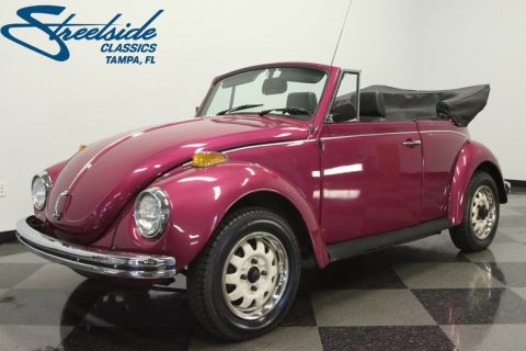GORGEOUS 1971 Volkswagen Super Beetle for sale