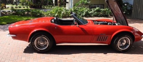 GREAT 1970 Chevrolet Corvette for sale