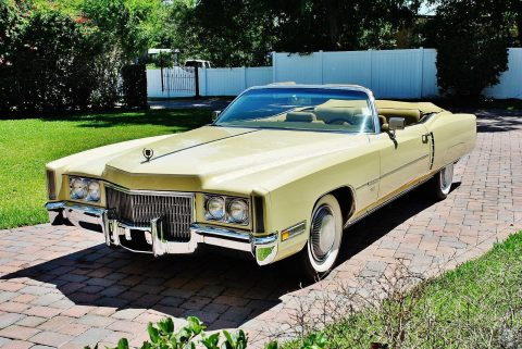 1971 Cadillac Eldorado Convertible – Absolutely Beautiful for sale
