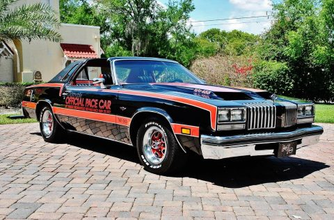 AMAZING 1977 Oldsmobile Cutlass for sale