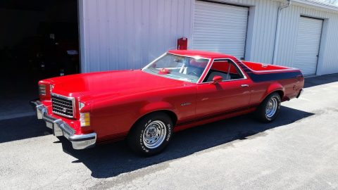 BEAUTIFUL 1977 Ford Ranchero GT for sale