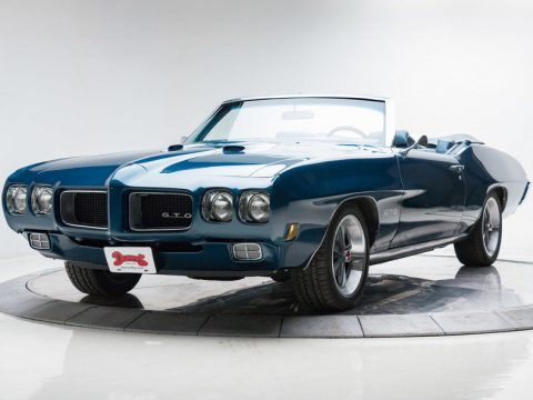 GREAT 1970 Pontiac GTO for sale