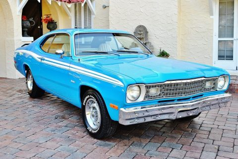 SPECTACULAR 1973 Plymouth Duster for sale