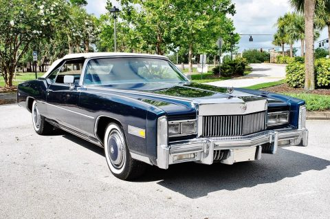 VERY NICE 1975 Cadillac Eldorado for sale
