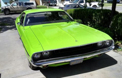 GREAT 1970 Dodge Challenger for sale