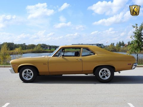 1971 Chevrolet Nova Coupe 350 4 Speed Manual for sale