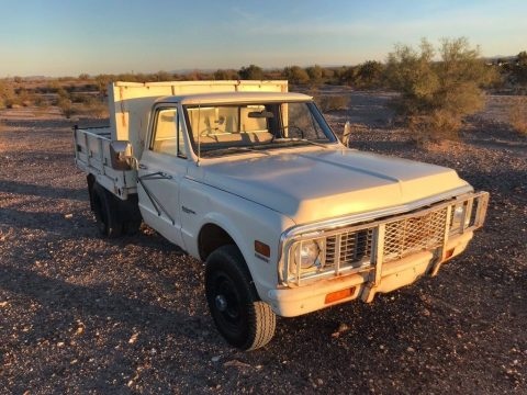 1972 Chevy K20 Dump truck for sale