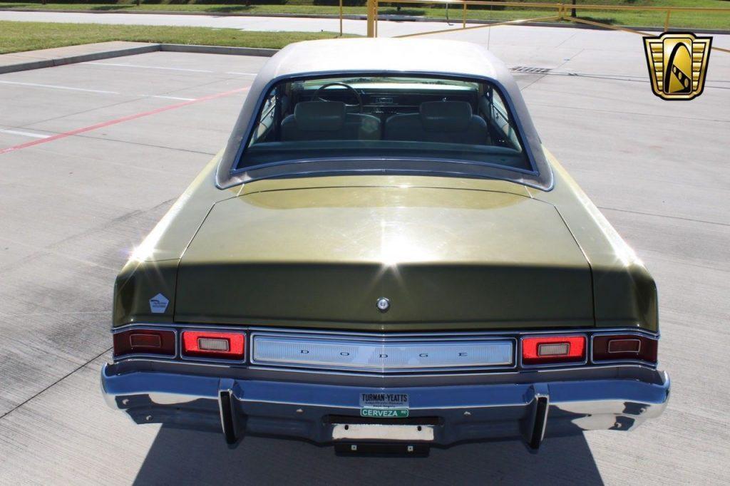 1974 Dodge Dart Coupe