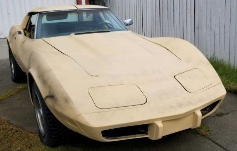1975 Chevrolet Corvette T-top for sale