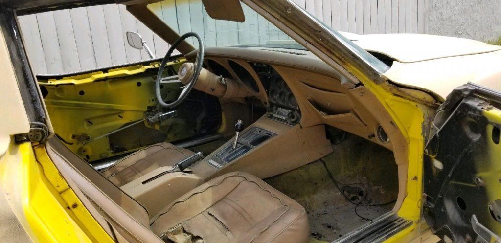 1975 Chevrolet Corvette T-top