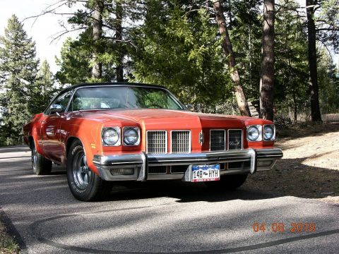 1975 Oldsmobile Delta 88 Royal Convertible for sale