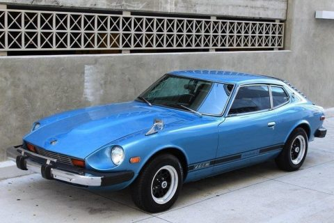 1976 Datsun 280 Z 2+2 Air Conditioning for sale