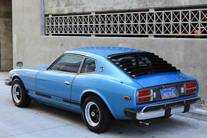 1976 Datsun 280 Z 2+2 Air Conditioning