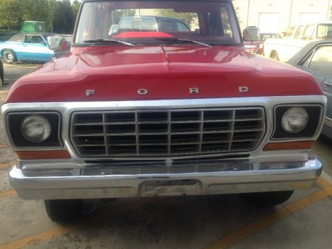 1978 Ford F-250 Crew Cab for sale